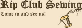 Rip Club Sewing... other logo